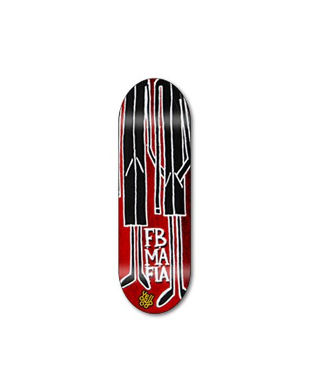 Yellowood Mafia Z2 Fingerboard Deck