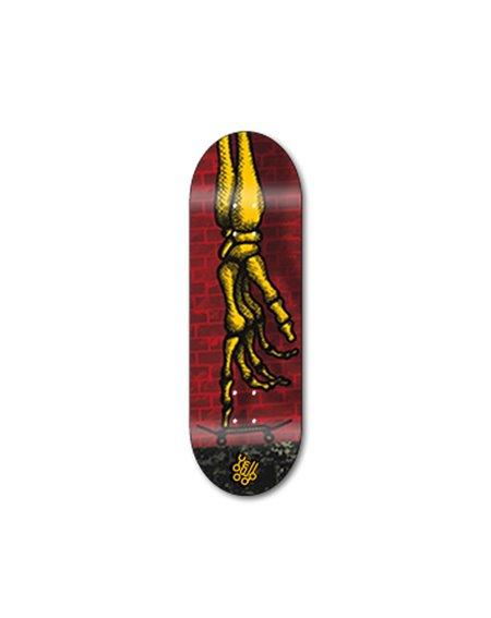 Yellowood Shape Fingerboard Hand Z2