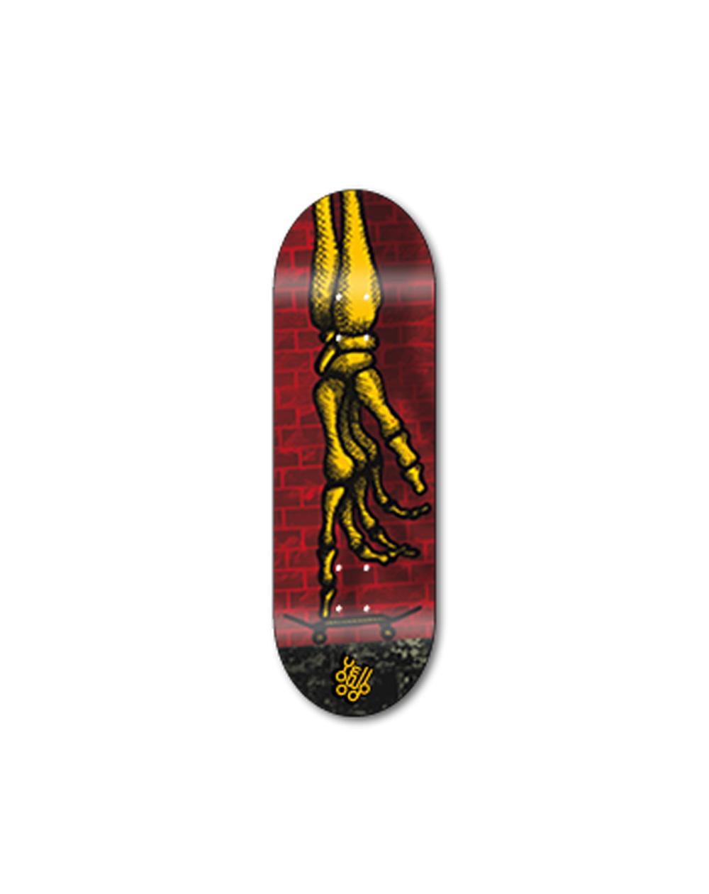 Yellowood Plateaux Fingerboard Hand Z2
