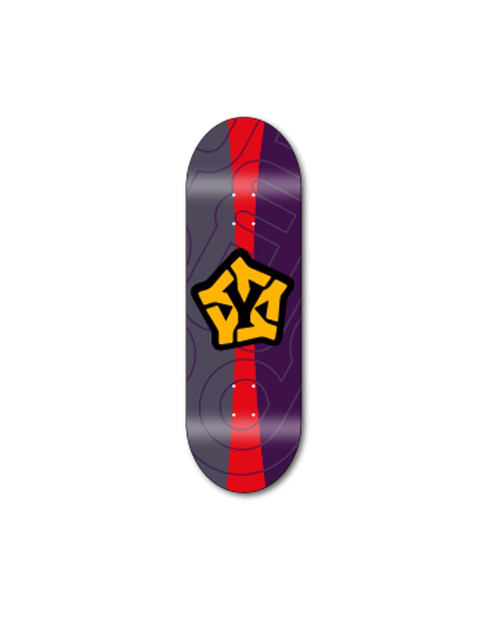 Yellowood Y Logo Z3 Fingerboard Deck