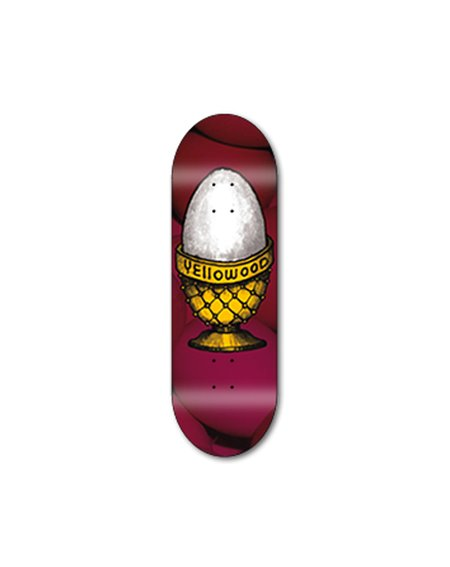 Yellowood Egg Z3 Fingerboard Deck