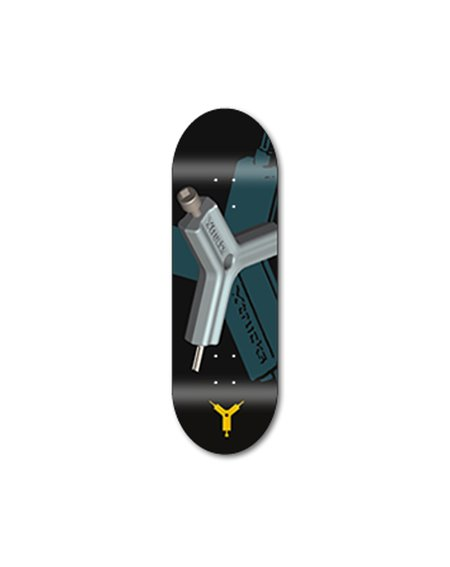 Yellowood Tabla Fingerboard Ytrucks III Z2