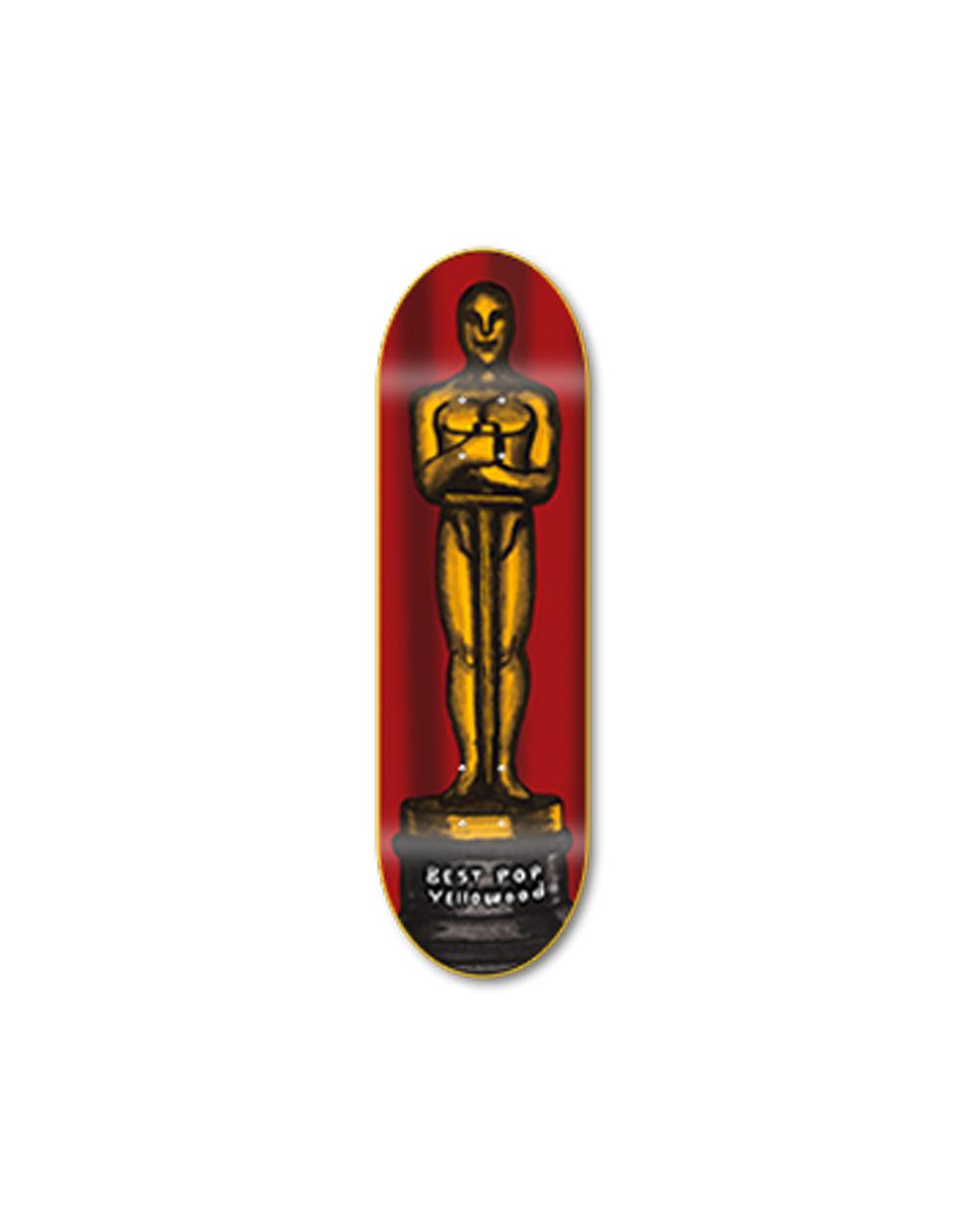 Yellowood Tavola Fingerboard Oscar Z2