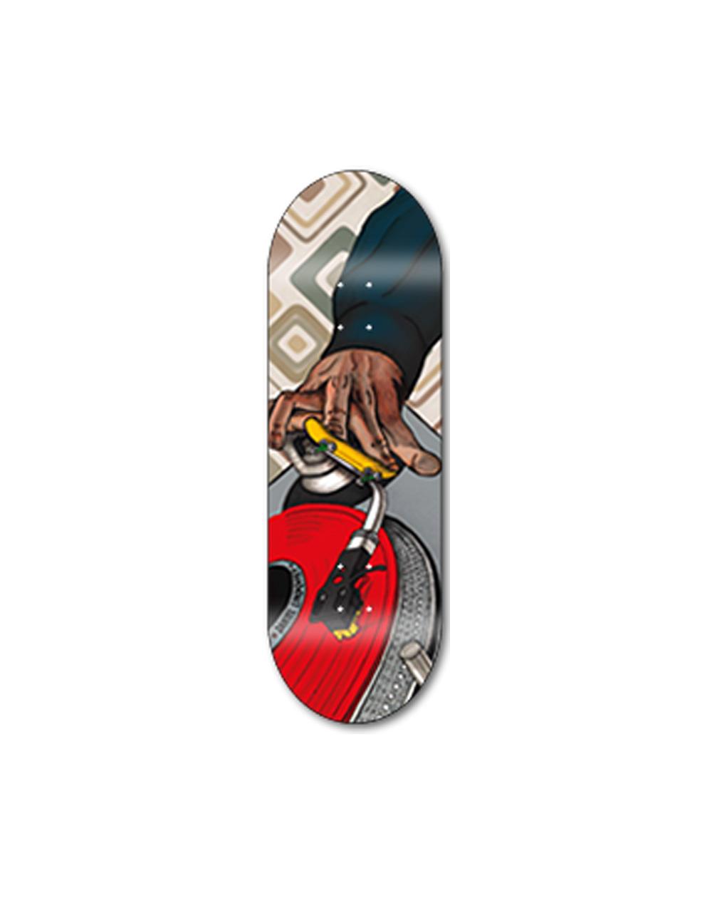 Yellowood Daniel Lindqvist Z3 Fingerboard Deck
