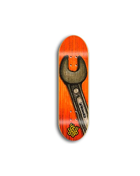 Yellowood Ytrucks II Z2 Fingerboard Deck