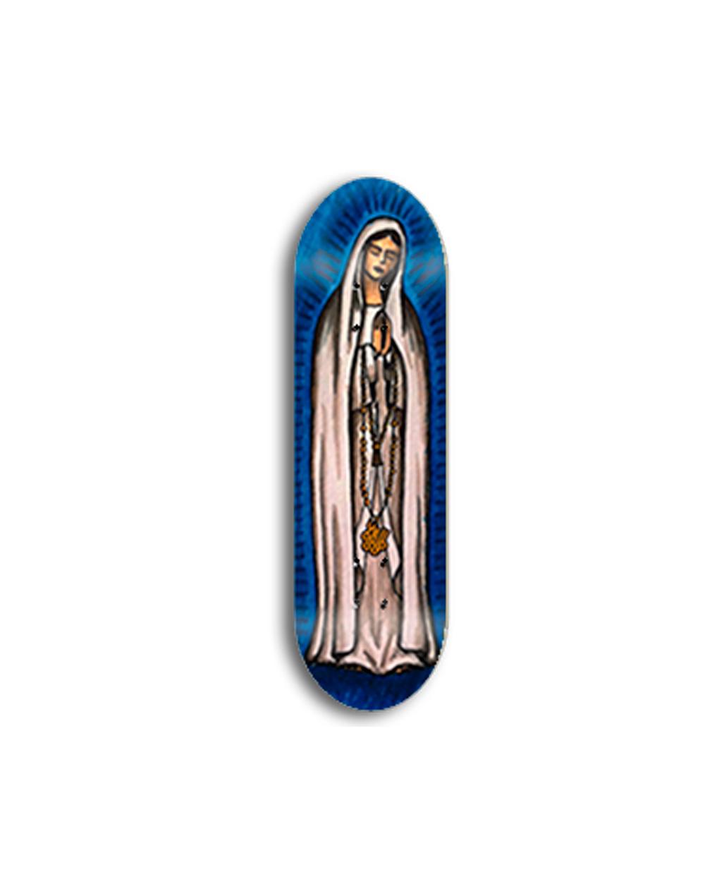 Yellowood Tavola Fingerboard Santa Fatima Z3