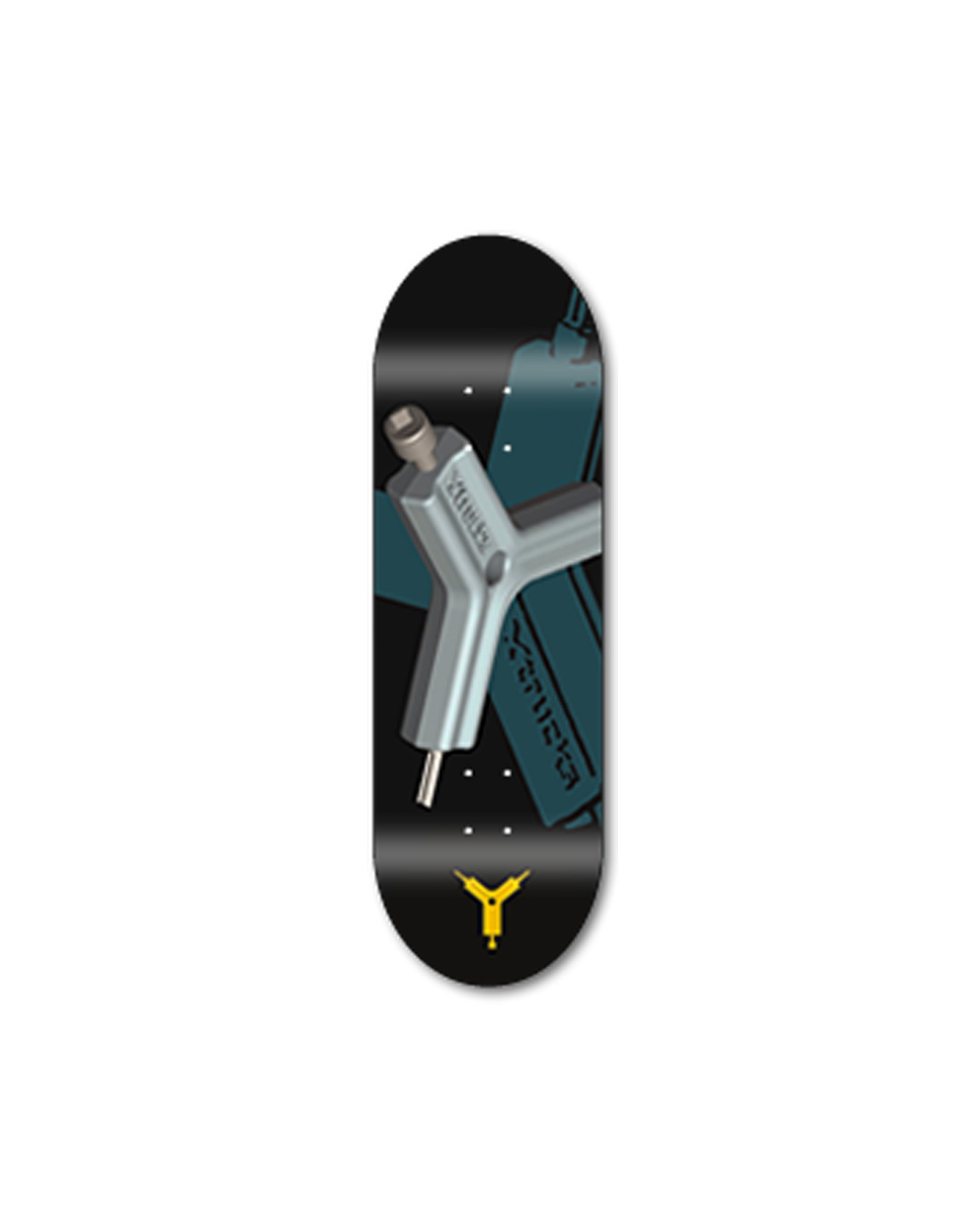 Yellowood Ytrucks III Z3 Fingerboard Deck