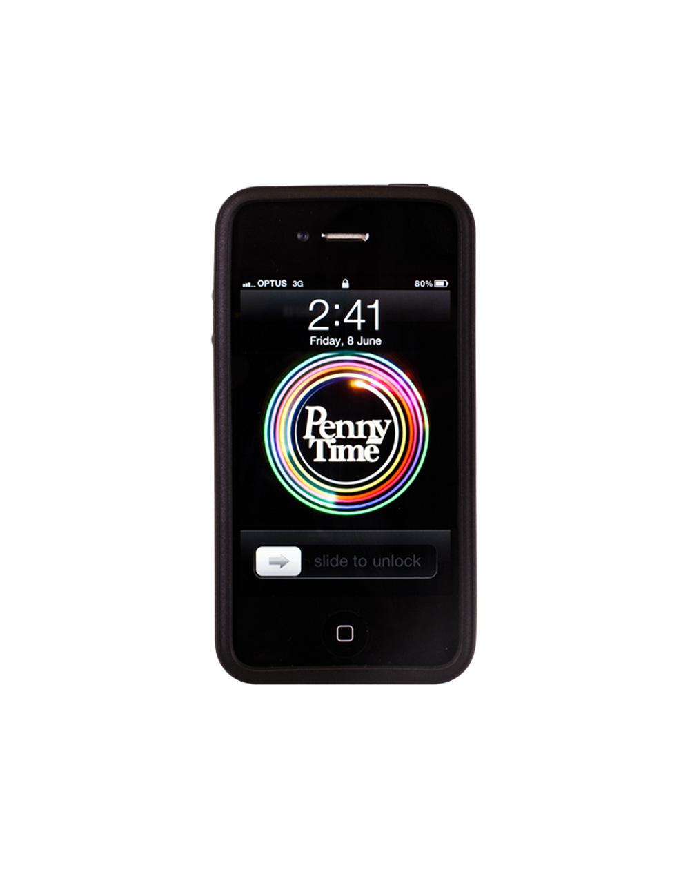 Penny Étuis iPhone 4/4s Penny Black