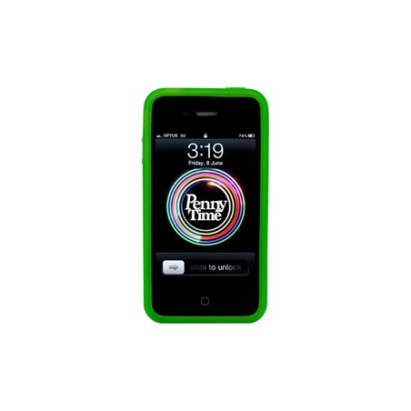 Penny Cover iPhone 4/4s Penny Green