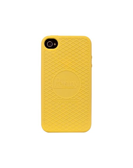 Penny Penny Iphone 4/4s Cover Yellow