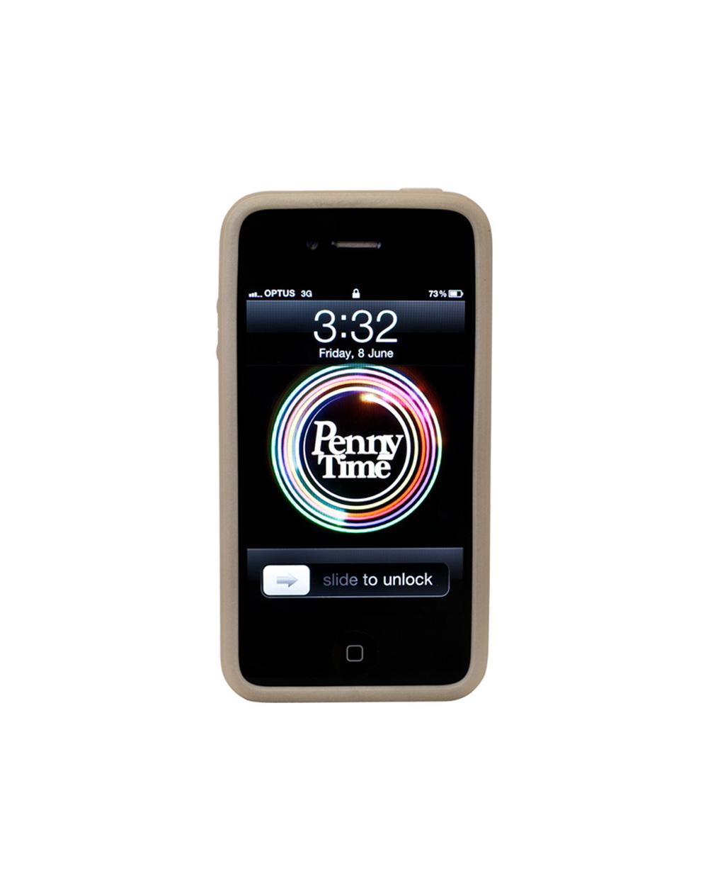 Penny Étuis iPhone 4/4s Penny Glow