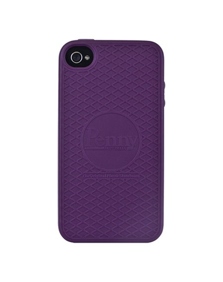 Penny Cover iPhone 4/4s Penny Purple