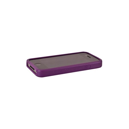 Penny Penny Iphone 4/4s Cover Purple