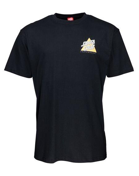 Santa Cruz Men's T-Shirt Not a Dot Black