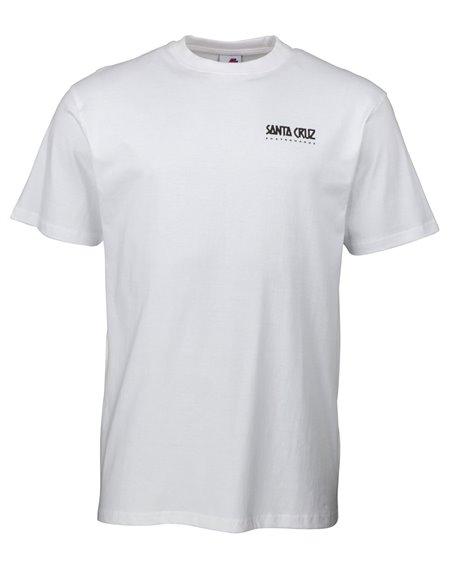 Santa Cruz Summer of 76 T-Shirt Uomo White