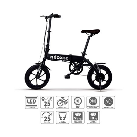 Nilox Nilox X2 Plus Electric Bike