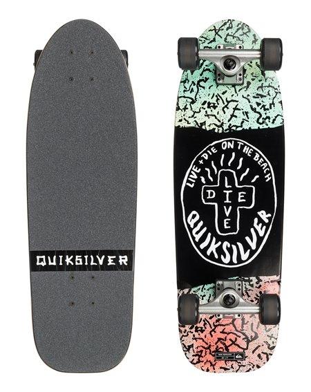Quiksilver New Repeater Skateboard Cruiser