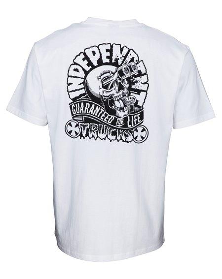 Independent Gouge Camiseta para Homem White