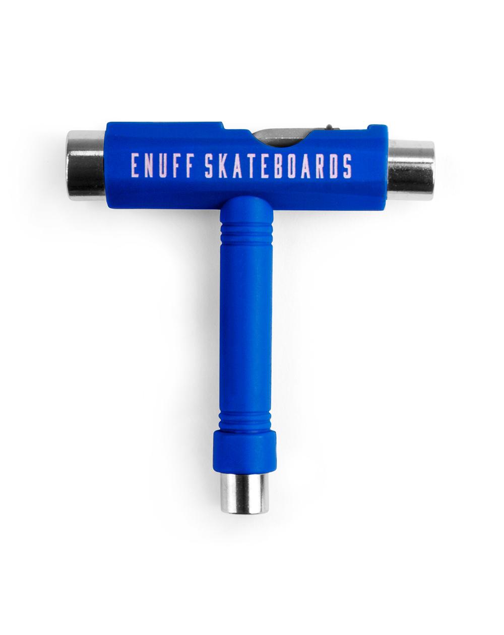 Enuff Chiave Multiuso Skateboard Essential Tool Blue