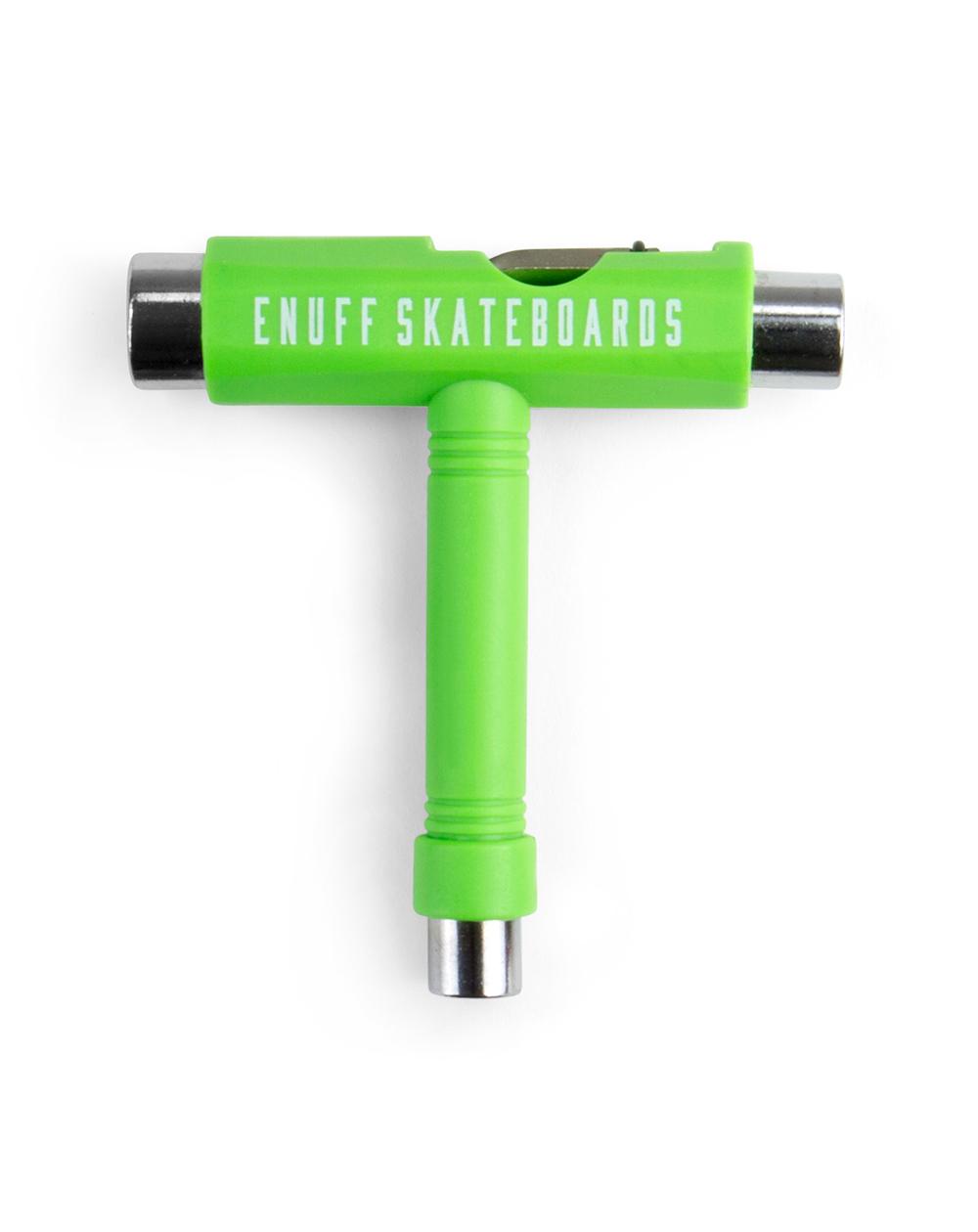 Enuff Chiave Multiuso Skateboard Essential Tool Green