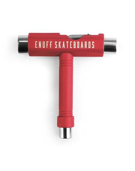 Enuff Clef de Montage Skateboard Essential Tool Red