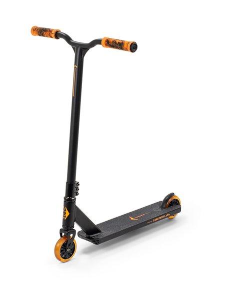 Slamm Scooters Classic V8 Stunt Scooter Black/Orange