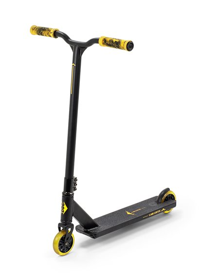 Slamm Scooters Classic V8 Stunt Scooter Black/Yellow