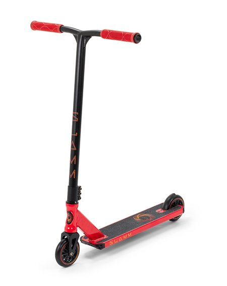 Slamm Scooters Monopattino Freestyle Urban V8 Red