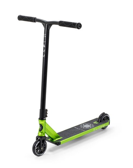 Slamm Scooters Assault V5 Stunt Scooter Green