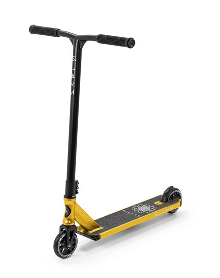 Slamm Scooters Assault V5 Stunt Scooter Gold