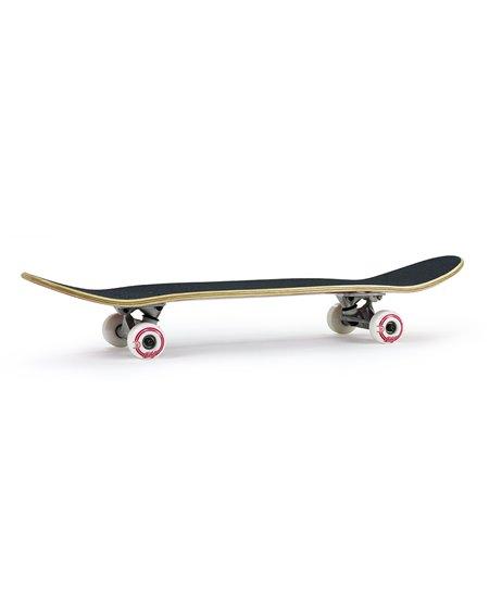 "Enuff Skateboard Classic Logo 7.75"" White"