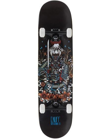 """Enuff Nihon 7.75"""" Complete Skateboard Samurai"""