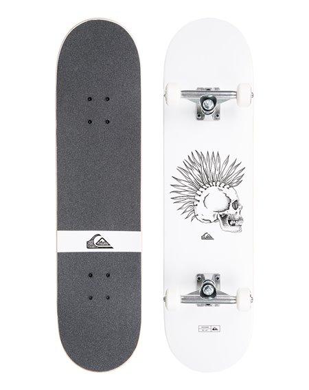 """Quiksilver Mohawk 7.75"""" Complete Skateboard"""