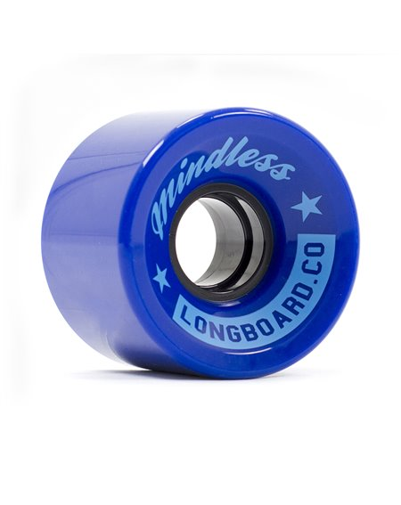 Mindless Cruiser Skateboard Wheels Dark Blue pack of 4
