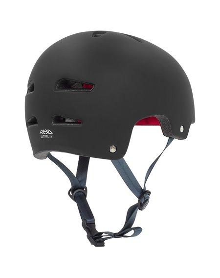 Rekd Protection Casque Skateboard Ultralite In-Mold Black