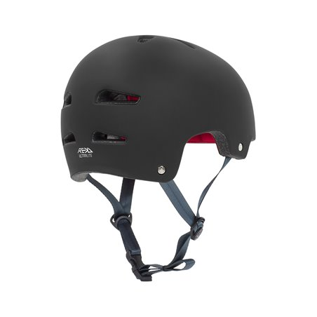 Rekd Protection Ultralite In-Mold Skateboard Helmet Black