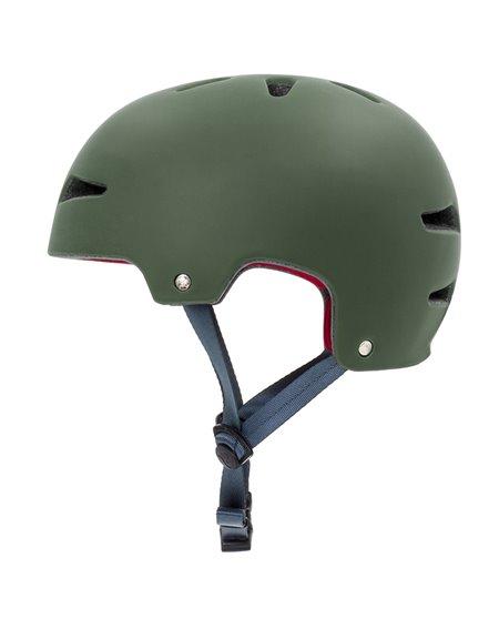 Rekd Protection Casque Skateboard Ultralite In-Mold Green