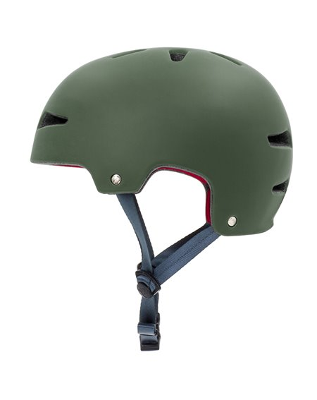 Rekd Protection Ultralite In-Mold Skateboard Helmet Green