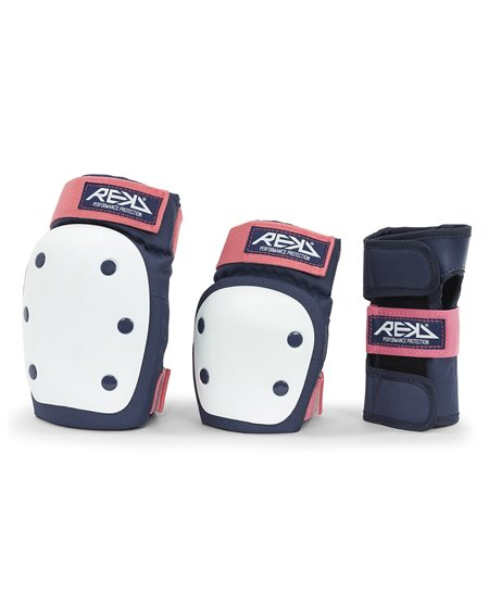 Bundle! Medium Size 6-7.5 Elos Skateboards Complete Lightweight /& Wrist Guards with Palm Protection Pads