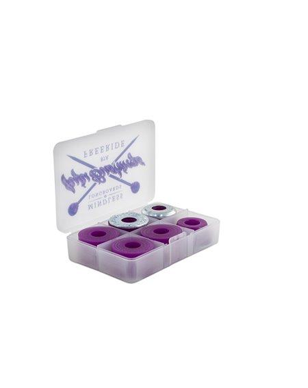 Mindless Gommini Skateboard Juju 90A Purple