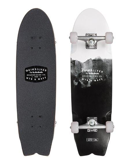 Quiksilver QS Pixeled Skateboard Cruiser