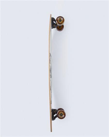 Arbor Fish Bamboo Longboard