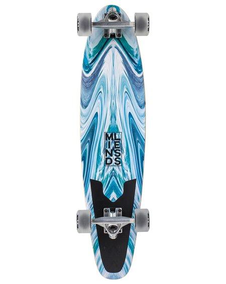 Mindless Rider VI Longboard Blue
