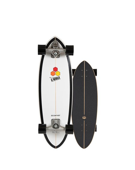 Carver CI Black Beauty C7 Surfskate