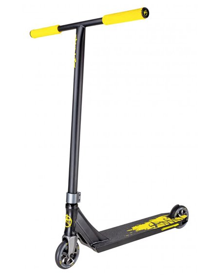 Addict Defender MKII Stunt Scooter Black/Yellow