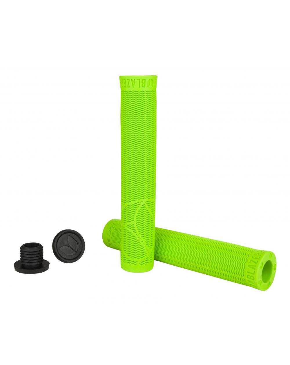 Blazer Pro Impugnature Monopattino Calibre Green 2 pz