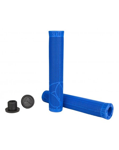 Blazer Pro Puños Patinete Calibre Blue 2 piezas