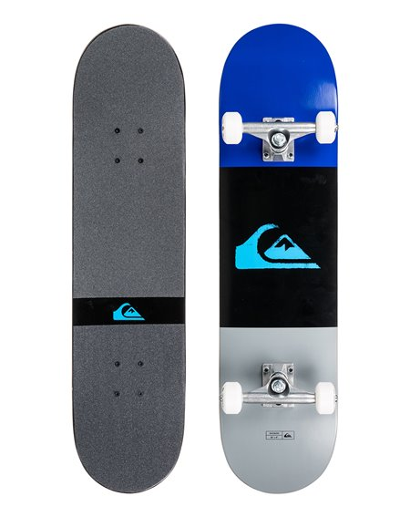 """Quiksilver Division 7.80"""" Complete Skateboard"""