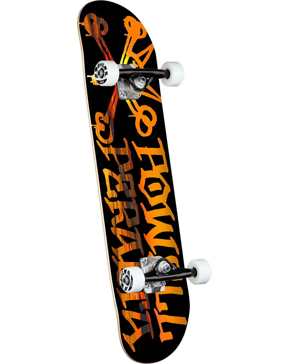 "Powell Peralta Vato Rat 7.50"" Complete Skateboard Sunset Black"