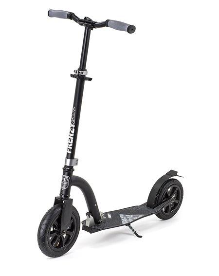 Frenzy 230mm Pneumatic Freizeit-Roller Black